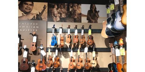 Guitar Center Opens in Hawai`i, Waikane, Hawaii