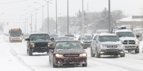 An Automobile Accident Lawyer Offers Tips for a Safer Winter, Wallingford, Connecticut