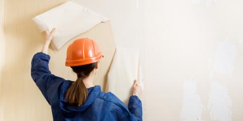 3 Reasons You Shouldn't Perform Wallpaper Removal Yourself, O'Fallon, Missouri