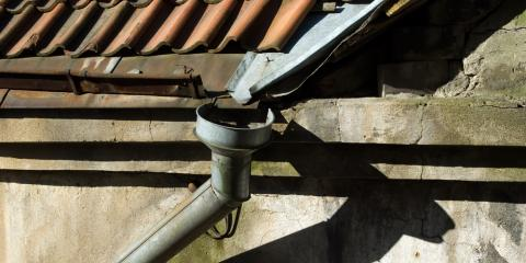 Gutter Repair: Should You Get New Gutters With a New Roof?, Cincinnati, Ohio