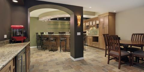 What Are the Best Basement Flooring Options?, Walton, Kentucky