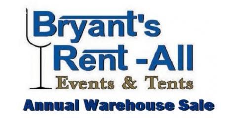 Warehouse Sale January 29th-February 1st, Lexington-Fayette, Kentucky