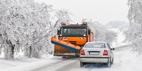 How Road Salt Affects Your Vehicle, Truesdale, Missouri