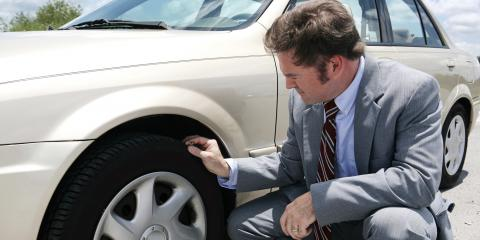 What to Do After Driving Over a Nail, Warrenton, Missouri