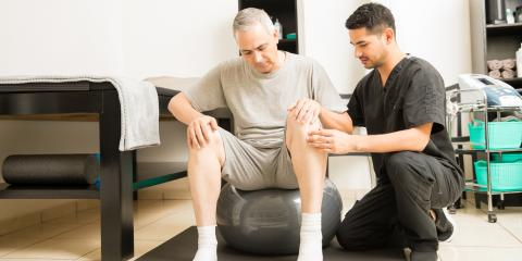 4 Ways Physical Therapy Helps With Balance Issues, Warsaw, New York