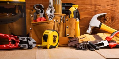 5 Essential Power Tools & Building Materials for Homeowners, Warsaw, New York