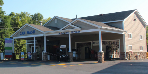 Warwick Car Wash Oil Express, Car Wash, Services, Warwick, New York