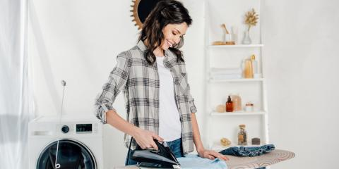 3 Simple Ironing Tips to Leave Clothes Wrinkle-Free, Atlanta, Georgia