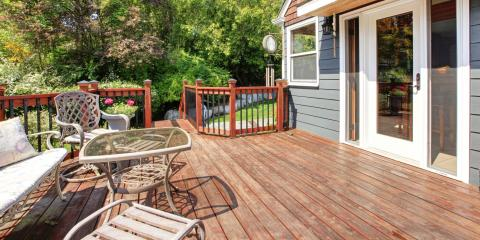 5 Reasons to Add a Deck to Your Property This Spring, Washburn, Wisconsin