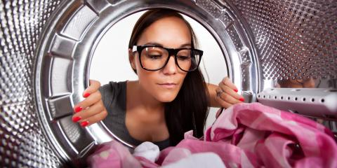 Washer & Dryer Repair Specialists Explain How to Clean Your Machines, Ogden, New York