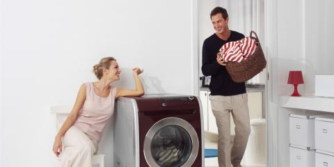 Top vs. Front Load Washer & Dryer: Which Is Right for You?, North Gates, New York