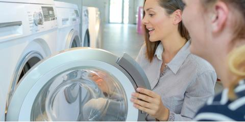 How to Choose Eco-Friendly Laundry Appliances, Elyria, Ohio