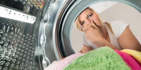 3 Tips for Managing Washing Machine Odors, Elyria, Ohio