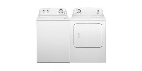 Special Washer and Dryer Package Rates, Trotwood, Ohio