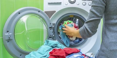 What Are the Differences Between HE Washers & Regular Washers?, Redwood, Texas