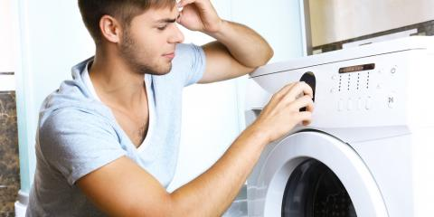 Appliance Repair Experts Share 5 Signs You Need a New Washer, High Point, North Carolina