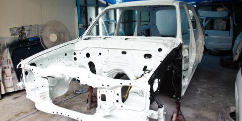What Is a Car Chassis? , Oak Harbor, Washington