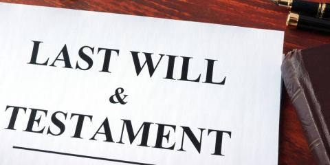 South Bend Estate Planning Attorneys Discuss the Differences Between Wills & Living Trusts, South Bend, Washington