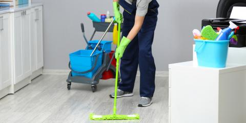 How Hiring a Green Cleaning Service Benefits Businesses, Kennewick, Washington