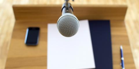 3 Public Speaking Tips to Deliver a Funeral Eulogy, North Haven, Connecticut