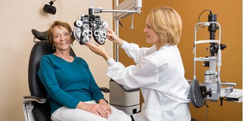Eye Doctor Discusses Diabetes & Eye Health, Washington, Missouri