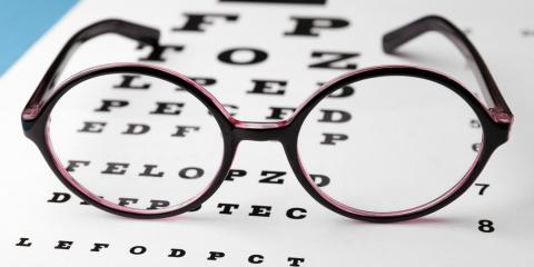 Routine Eye Exams Are a Must: Learn Why, Washington, Missouri