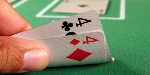 A Guide to Playing Texas Hold'em, Washington, Ohio