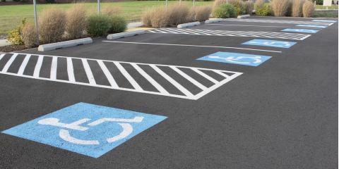 What Goes into Parking Lot Striping, Wasilla, Alaska
