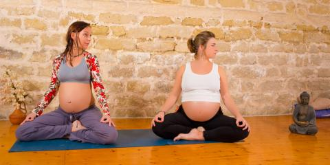 4 Prenatal Yoga Benefits for a Successful Natural Birth, Point MacKenzie, Alaska