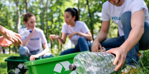 A Guide to Plastic Recycling, Pekin, Illinois