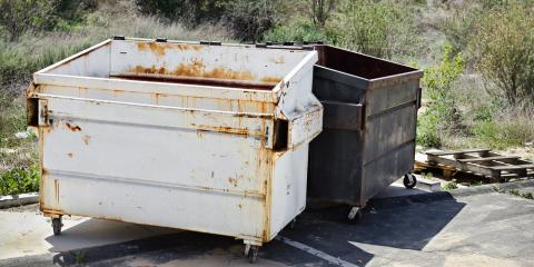 5 Tips for Loading a Dumpster Before Moving It, Crimora, Virginia