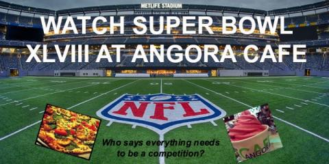 Super Bowl Sunday: $5 for Pizza + Froyo and Watch the Game Here, Boston, Massachusetts