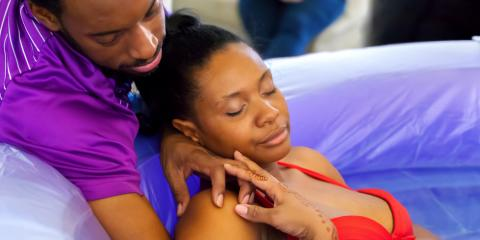 5 Ways a Water Birth Eases Labor & Delivery, Lebanon, Connecticut