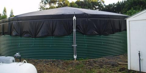 The Eco Clean Rainwater Catchment System Explained, Kula, Hawaii