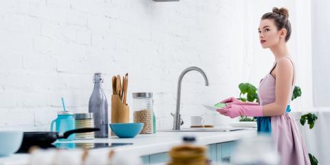 How Hard Water Affects Your Plumbing, Key Center, Washington