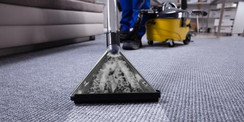 5 Steps to Take When Carpets Experience Water Damage, Dennis, New Jersey