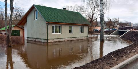 5 Signs the Property You Want Has Water Damage, Russellville, Arkansas