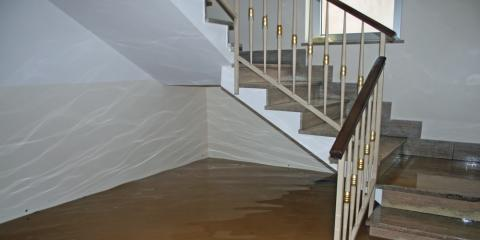 5 Signs of Water Damage, La Crosse, Wisconsin