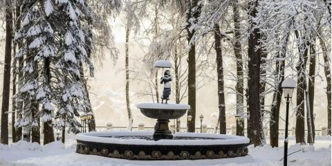 How to Protect Water Features in Freezing Weather, Clearwater, Minnesota