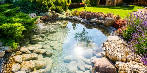 What Are the Benefits of Adding Water Features to Your Landscaping?, Omaha, Nebraska