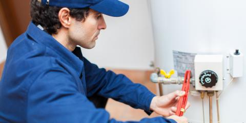 3 Signs You Need Water Heater Repair, New Braunfels, Texas