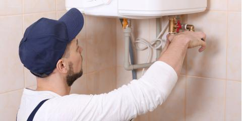 The Differences Between Traditional & Tankless Water Heaters, West Chester, Ohio