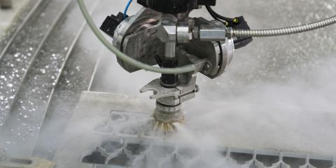 3 Applications for Water Jet Cutting, Ewa, Hawaii