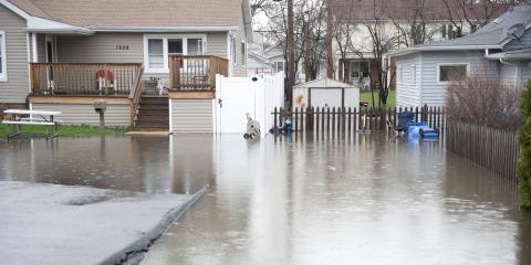 3 Reasons to Call a Water Damage Restoration Professional, Dayton, Ohio