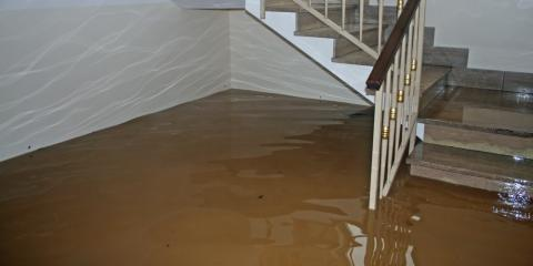 Water Restoration Experts Explain How Water Damage Affects Your Home, Worthington, Ohio