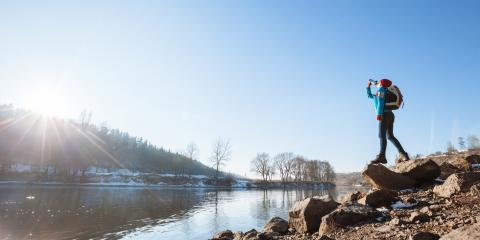 Why Is Water Healthy for You?, Ester, Alaska