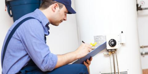 How To Know When To Replace Your Water Heater, Newington, Connecticut