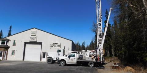 Water Systems & Service Co., Water Well Drilling, Services, Kenai, Alaska