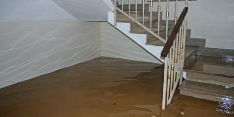 4 Safety Tips for Water Damage Cleanup, ,