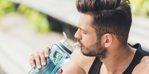 3 Tips to Help You Drink More Water Throughout the Day, Key Center, Washington